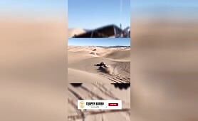 Sand Car send it to the moon #sendit